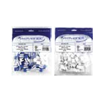 WaveNet CAT5E Keystone Jacks (25 Pack)