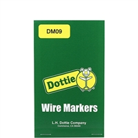 DOTTIE Wire Marker Book
