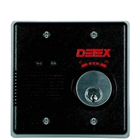 Detex 2500 Series AC/DC External Powered Wall Mount Exit Alarm