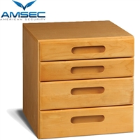 Four Drawer Storage Cabinet