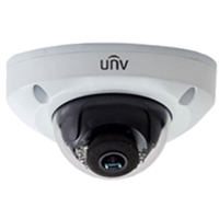 UNV 4MP Mini Bullet Network Camera
