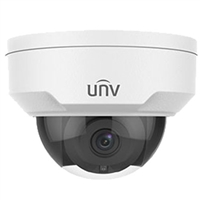 UNV 5MP WDR Starlight Vandal-resistant Network IR Fixed Dome Camera