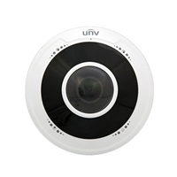 UNV 5MP Fisheye Fixed Dome Network Camera