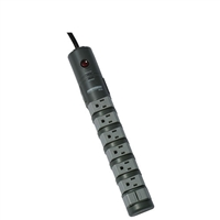 Minuteman 8-Outlet/6-Rotating Outlet Surge Protector