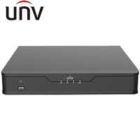 UNV 4-16 Channel NVR Enhance Menu
