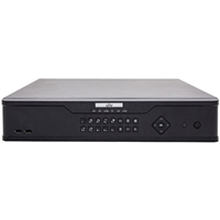 UNV 16~32 Channel/ 4 HDDs Slots/ 4K NVR