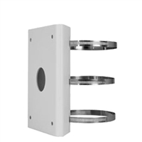 UNV Pole Mount Adapter for PTZ Dome Cameras