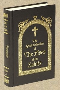 Lives of the Saints (November) by St. Demetrius of Rostov