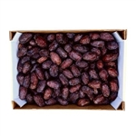 Del Real Organic Medjool Dates  11 lbs. Bulk Box