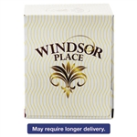 Windsor Place Premium Facial Tissue, 2-Ply, White, 7.8 x 8, 85/Box, 36/Carton