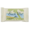 Face and Body Soap, Beach Mist Fragrance, 1.5 oz Bar, 500/Carton