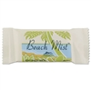 Face and Body Soap, Beach Mist Fragrance, .75oz Bar, 1000/Carton