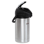 3 Liter Lever Action Airpot, Stainless Steel