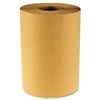Hardwound Paper Towels, Nonperforated 1-Ply Kraft, 800ft, 6 Rolls/Carton