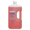 Antibacterial Hand Soap, Crisp Clean, Pink, 1gal Bottle, 4/Carton