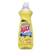 Dish Detergent, Lemon Scent, 12.6 oz Bottle, 20/Carton