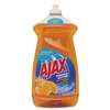 Dish Detergent, Liquid, Antibacterial, Orange, 52 oz, Bottle, 6/Carton