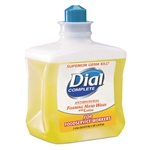 Antimicrobial Foaming Hand Soap, For Foodservice Workers, 1 Liter, 4/Carton