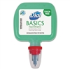 Duo Basics Foaming Hand Soap, Green, 1,250 mL, Cassette Refill, 3/Carton