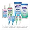 On the Go Hand Sanitizer Kit, Assorted, 8 Pieces, 6 Kit/Carton
