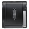 Hygienic Push-Paddle Roll Towel Dispenser, Translucent Smoke