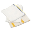Counter Cloth/Bar Mop, Value Choice, White, 25 Pounds/Bag
