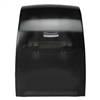 Sanitouch Hard Roll Towel Dispenser, 12 63/100w x 10 1/5d x 16 13/100h, Smoke