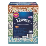 "Everyday Tissues, White, 8.2"" x 8.4"", 100/Box, 10 Box/Pack"