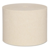 Coreless Standard Roll Bath Tissue w/Plant Fiber, 2-Ply, 1000/Roll, 36/Carton