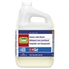 Cleaner with Bleach, Liquid, One Gallon Bottle, 3/Carton