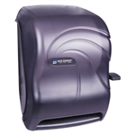 Lever Roll Towel Dispenser, Oceans, Black Pearl, 12 15/16 x 9 1/4 x 16 1/2