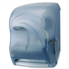 Lever Roll Towel Dispenser, Oceans, Arctic Blue, 16 3/4 x 10 x 12