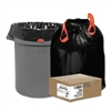 Heavy-Duty Bags, 30gal, 1.2mil, 30 1/2 x 33, Black, 200/Box