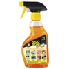 Spray Gel Surface Cleaner, Citrus Scent, 12 oz Spray Bottle, 6/Carton