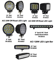 90416 - ACCESS OFF ROAD LIGHTS