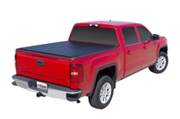 91019 - ACCESS VANISH (Black) - 1973-1998 Ford Full Size Old Body 8' Box (except 97 & 98 F-150) - (Split Rail)