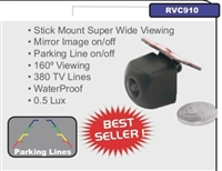 RVC910 - ACCELE Camera Cube Surface mount with parking lines
