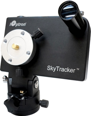SkyTracker Camera Mount with Polar Scope - Black