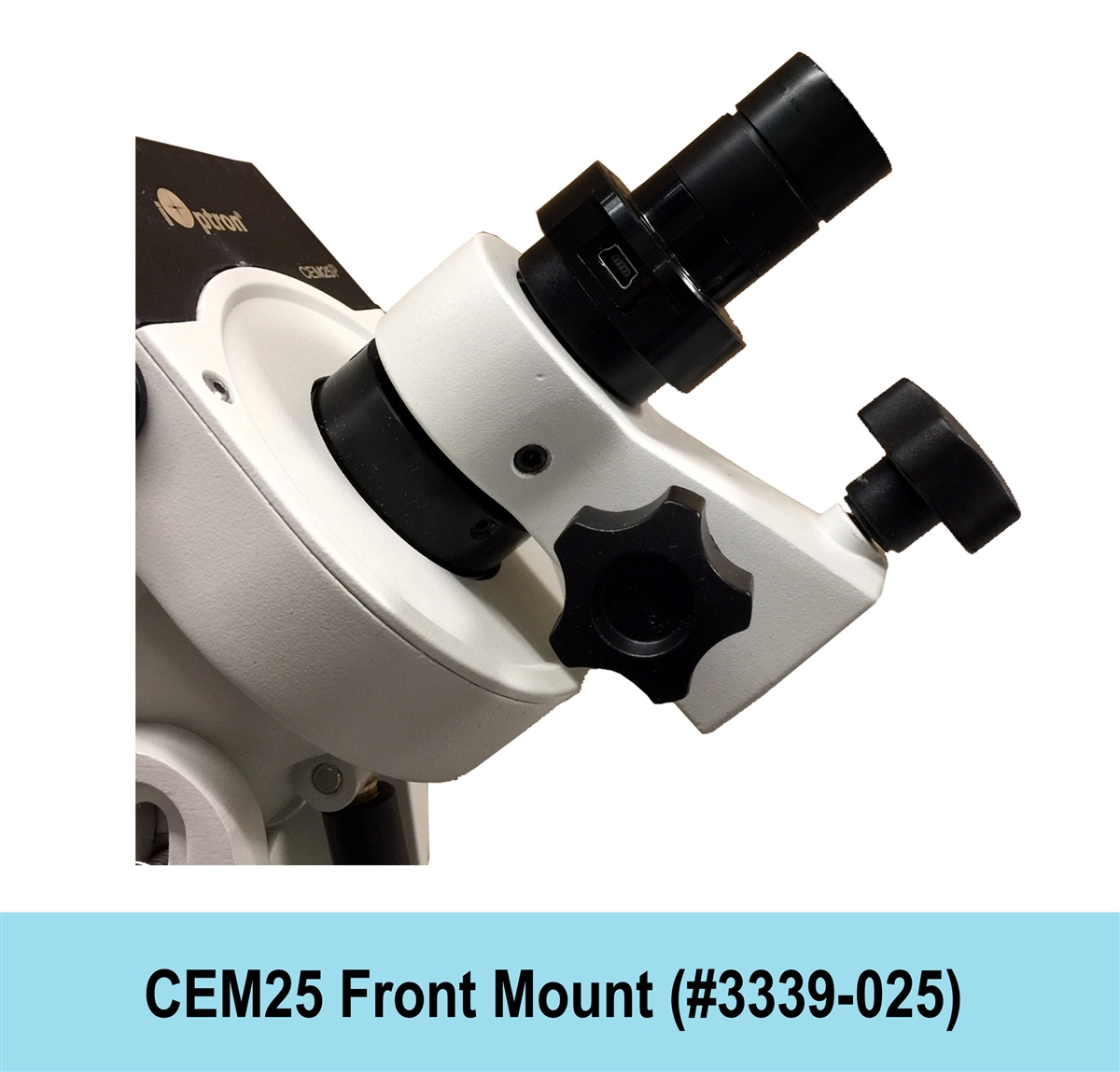iPolarTM Electronics Polarscope