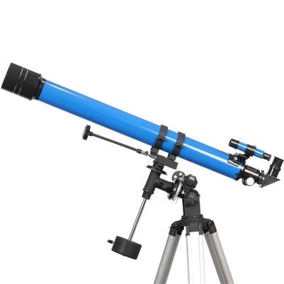 70mm Refractor Telescope Blue