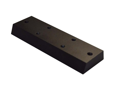 Dovetail Plate - designed for iEQ45 dual saddle