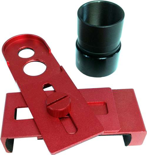 T2-D42 iPhone Smartphone Adapter T2 eyepiece adapter 30-43 f telescope SPA-T2