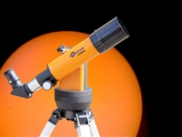 Solar 60 with Electronic Eyepiece