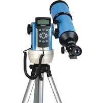 SmartStar-R80 Computer Telescope with GPS- Blue
