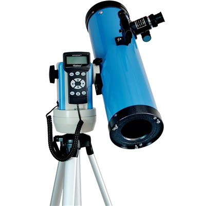 SmartStar-N114 Computer Telescope with GPS- Blue