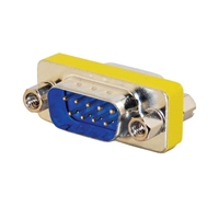 RS232 DB9 Male-to-Male Coupler