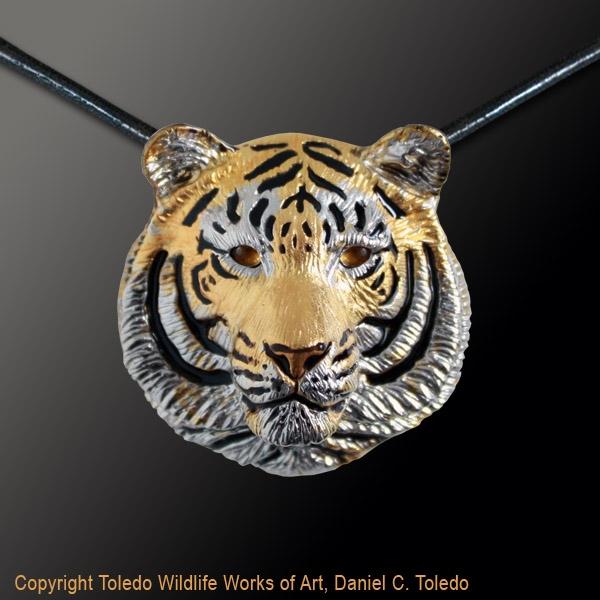 e00829c85 Siberian Tiger Pendant