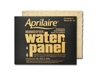 Aprilaire #45 Humidifier Pad 2 Pack