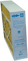 Clean Comfort 16x20x5 MERV 11 Box Filter