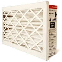 "Honeywell 14"" x 25"" FC40R-1045 MERV 10 Return Grille Filter"